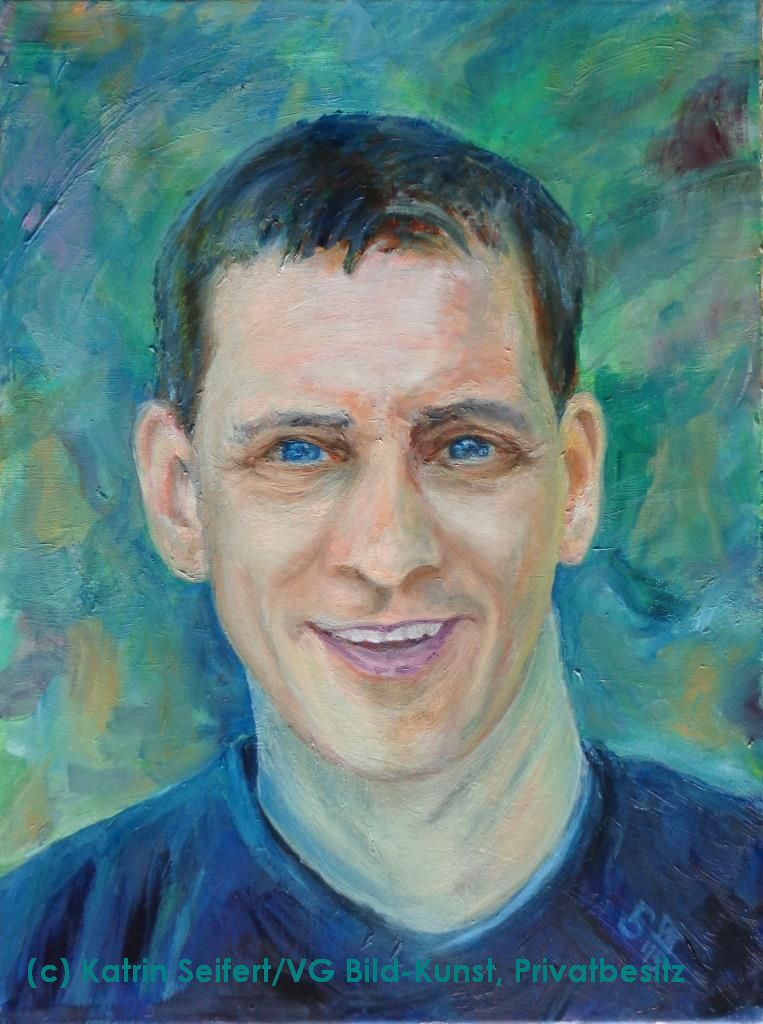 Christian, Portrait, Katrin Seifert