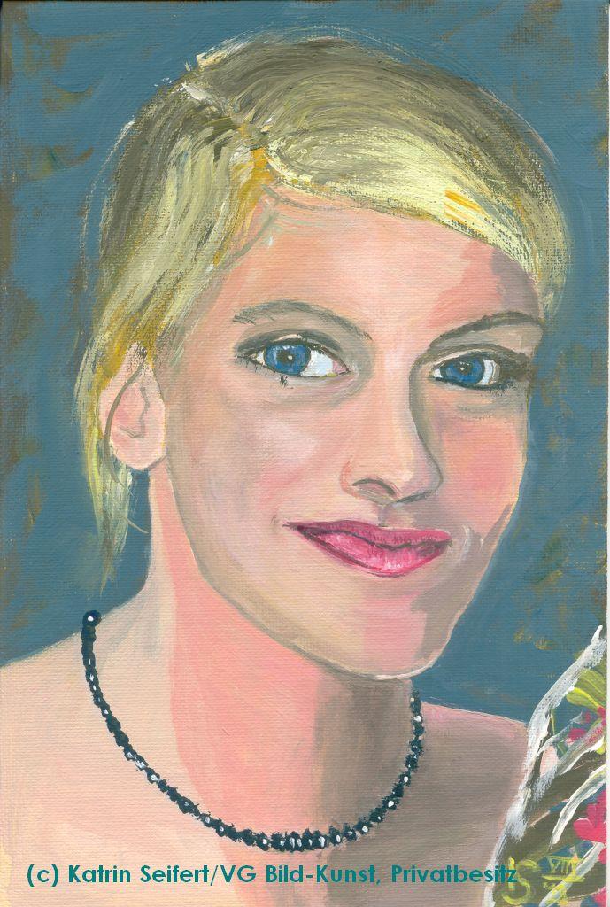 Cora, Portrait, Katrin Seifert