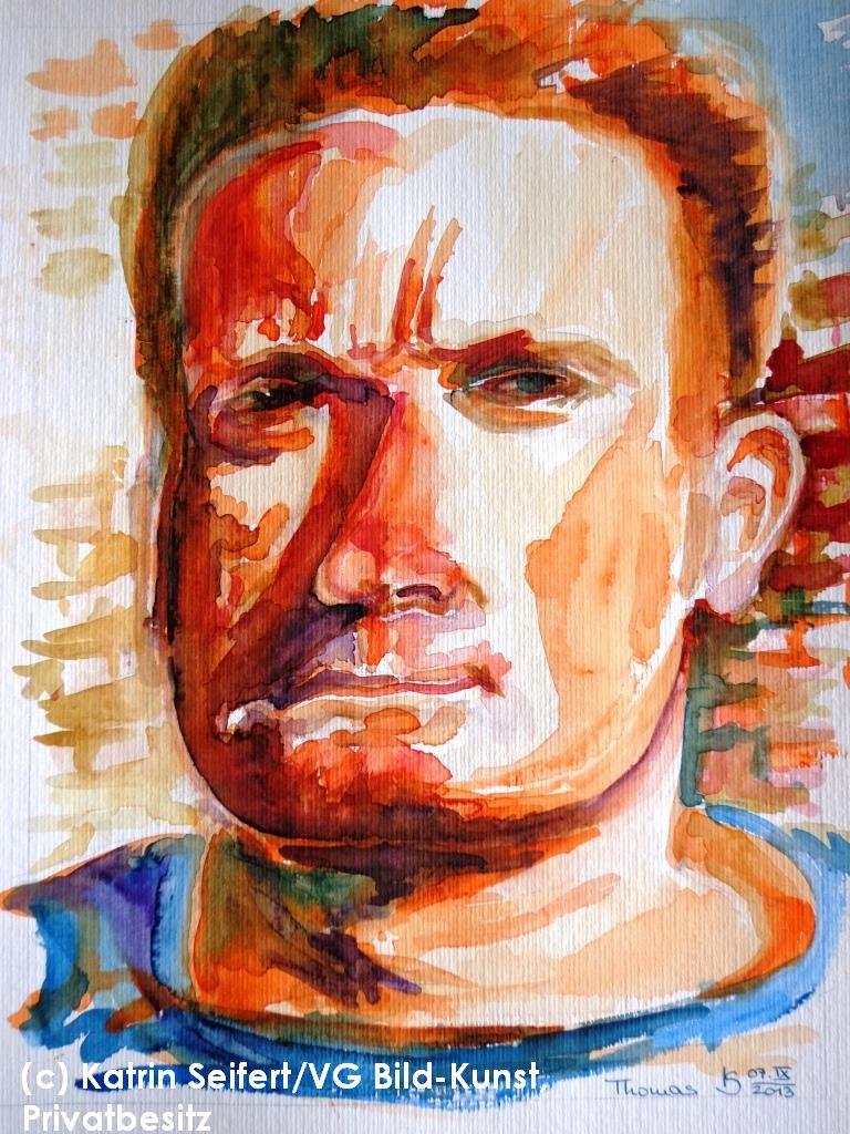 Thomas, Portrait, Katrin Seifert