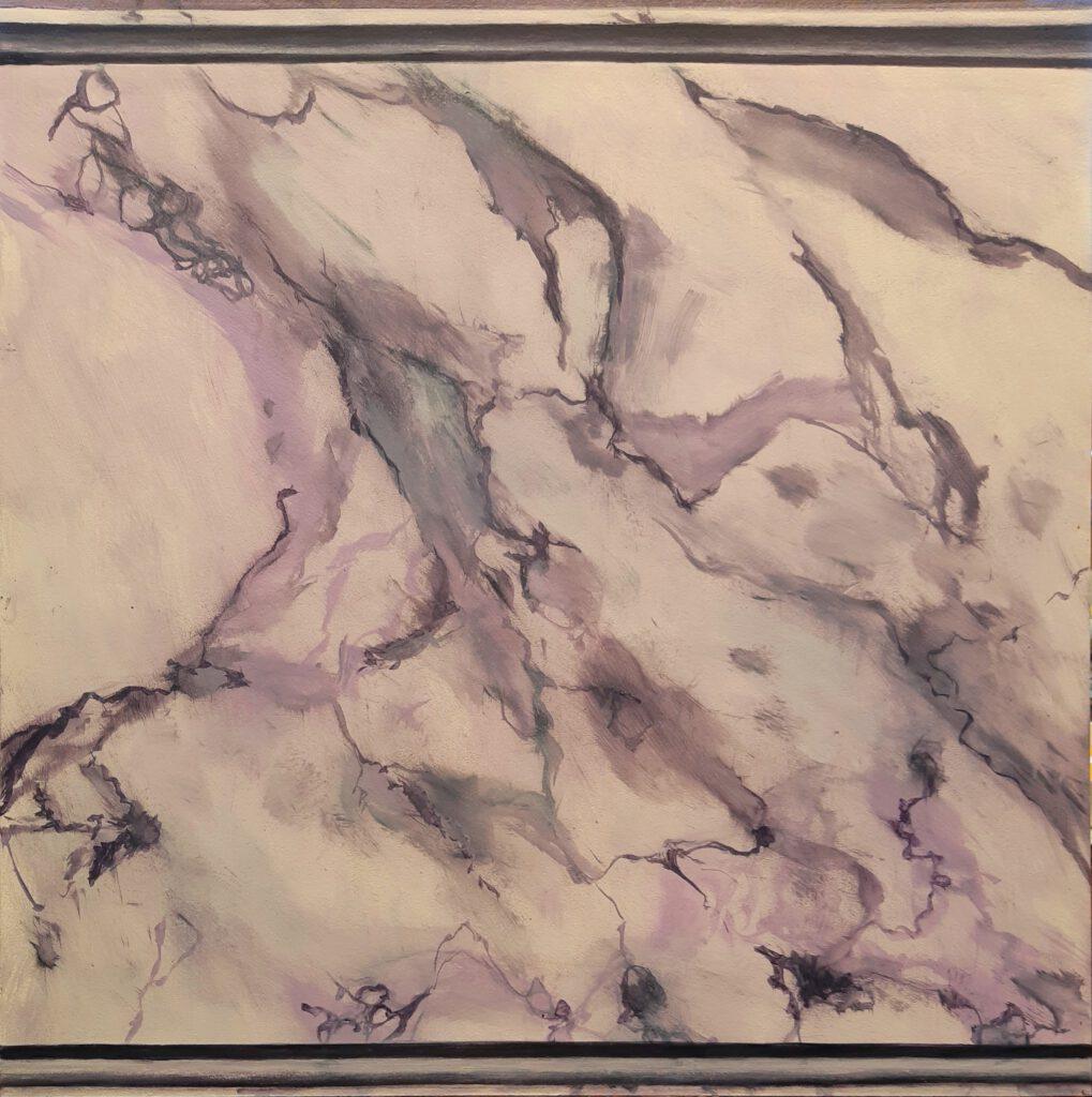 Katrin Seifert, Illusionsmalerei, Marmor