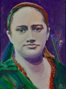 Portrait, Katrin Seifert, Friederike Miethe
