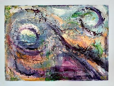 Katrin Seifert, Abstrakte Malerei